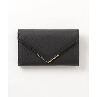 セシルマクビー(CECIL McBEE)のV金具三つ折り財布  セシルマクビー(財布)