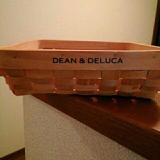 DEAN & DELUCA - dean & deluca かご
