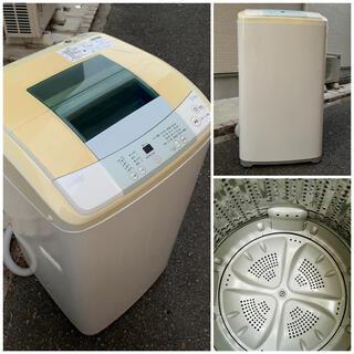ハイアール(Haier)の洗濯機 5キロ 配送無料 大阪 兵庫 京都 奈良 冷蔵庫 5kg ステンレス槽(洗濯機)