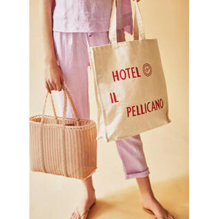 L'Appartement DEUXIEME CLASSE - 本日限定❗️ ホテル イルペリカーノ トートバッグ ロンハーマン バッグ