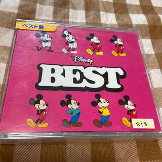 Disney Best CD 英語版 レンタルアップ商品になります。(キッズ/ファミリー)