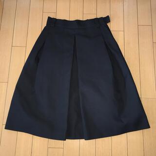 トゥモローランド(TOMORROWLAND)のマカフィー TOMORROWLAND ふんわりスカート(ひざ丈スカート)