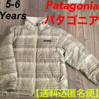 patagonia - パタゴニア Patagonia ダウンジャケット【送料込匿名便】レア5-6歳用