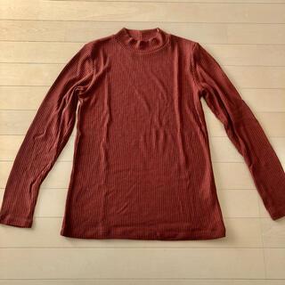 ユニクロ(UNIQLO)のユニクロ ハイネックT(Tシャツ(長袖/七分))