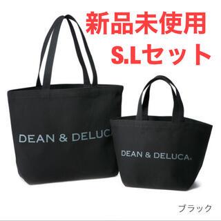 DEAN & DELUCA - DEAN&DELUCA トートバッグ ブラック 黒