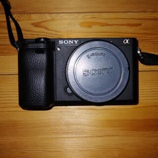 SONY - SONY ILCE-6400(B)  SONY α6400 ボディ