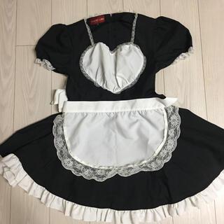 ボディライン(BODYLINE)の美品 ボディライン メイド服 コスプレサイズM(コスプレ)