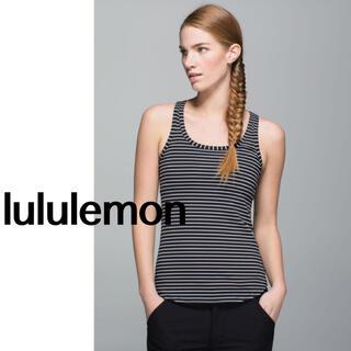 lululemon - lululemon タンクトップ 4