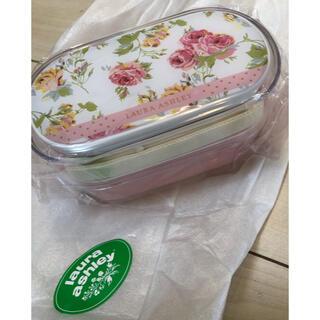 LAURA ASHLEY - ご専用 新品 ローラアシュレイ お弁当箱 2段 ランチボックス 花柄