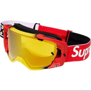 シュプリーム(Supreme)のSupreme HONDA Fox Racing Vue Goggles Red(モトクロス用品)