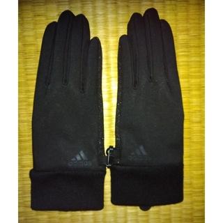 アディダス(adidas)のアディダス レディースタッチ手袋(手袋)