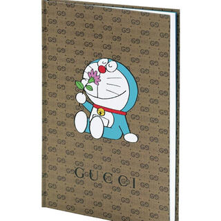 Gucci - Can Can 限定 ドラえもん×GUCCI コラボノート