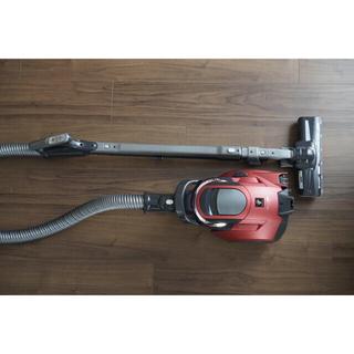 シャープ(SHARP)のSHARP プラズマクラスター サイクロン掃除機 (掃除機)