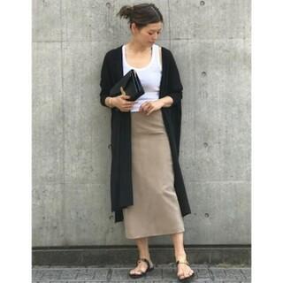 DEUXIEME CLASSE - ドゥーズィエムクラス スエード ロングスカート