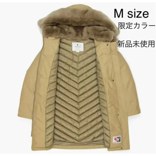 WOOLRICH - ウールリッチ WOOLRICH ボウブリッジ ゴールドカーキ M