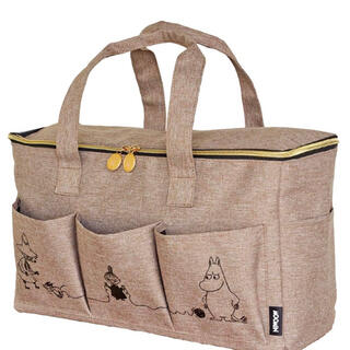 トラベルバッグ ムーミン  マザーズバッグ 旅行バッグ トートバッグ 母の日 (マザーズバッグ)