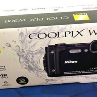 COOLPIX W300 [ブラック]
