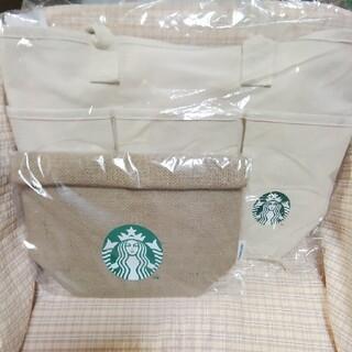 スターバックスコーヒー(Starbucks Coffee)のスタバ福袋2021 2点セット(トートバッグ)
