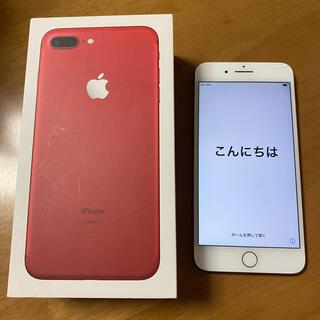 Apple - iPhone 7 Plus Red 128 GB SIMフリー