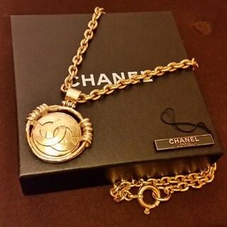 CHANEL - 激レア ミラー 綺麗 ネックレス