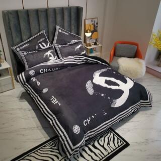 ふわふわあったか寝具カバーセット掛け布団カバーベッドスカート枕カバーセット