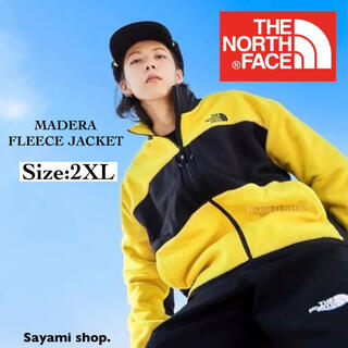 THE NORTH FACE - 【新品】THE NORTH FACE マデラフリースジャケット  2XL