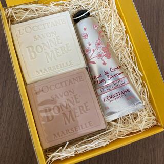 L'OCCITANE - 【L'OCCITANE】ハンドクリーム&石鹸