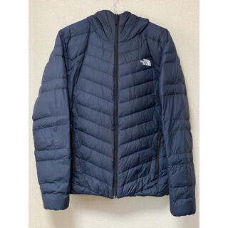 THE NORTH FACE - THE NORTH FACE NY81401 サンダーフーディ ネイビー M
