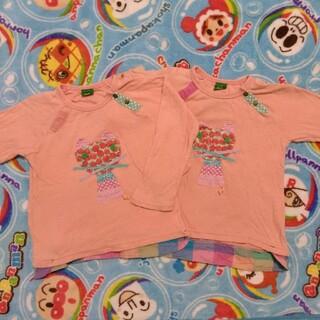 ラグマート(RAG MART)の双子 90size ラグマート お揃い(Tシャツ/カットソー)