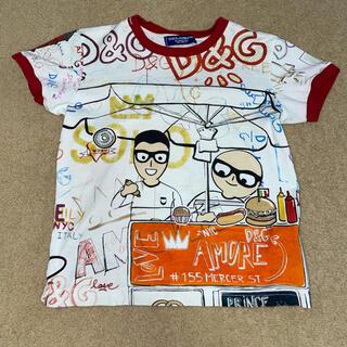 ドルチェアンドガッバーナ(DOLCE&GABBANA)のDOLCE & GABBANA Tシャツセット size5(Tシャツ/カットソー)