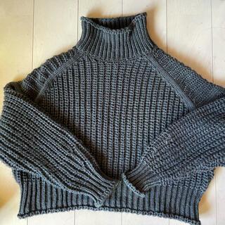 H&M チャンキーニット セーター