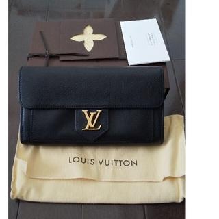 LOUIS VUITTON - ヴィトンパルナセアポルトフォイユ、ロックミー長財布