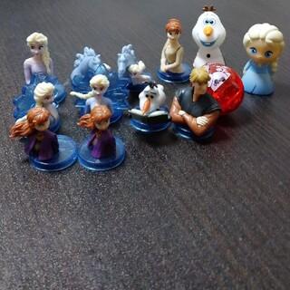 アナトユキノジョオウ(アナと雪の女王)のアナと雪の女王 チョコエッグ など(キャラクターグッズ)