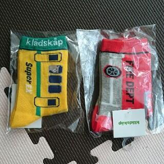 kladskap - クレードスコープ 靴下 16~18cm
