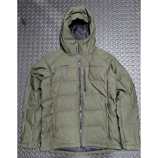 マムート(Mammut)のMAMMUT SERAC IN Hooded Jacket ダウンジャケット(ダウンジャケット)