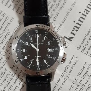Hamilton - HAMILTON 日本未発売モデル 腕時計