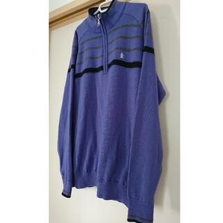 マンシングウェア(Munsingwear)の【KEYA様専用】Munsingwear マンシングウェア ジップアップセーター(ニット/セーター)