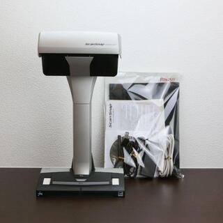 フジツウ(富士通)の富士通 ScanSnap FI-SV600(PC周辺機器)