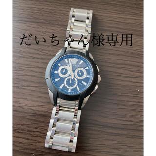 ジャンニヴェルサーチ(Gianni Versace)のヴェルサーチ 腕時計 だいちゃん様専用(腕時計(アナログ))