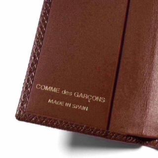 コムデギャルソン(COMME des GARCONS)の【新品】Comme des Garcons WALLET(名刺入れ/定期入れ)