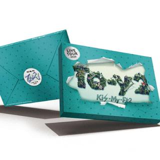 キスマイフットツー(Kis-My-Ft2)のKis-My-Ft2 To-y2  初回盤 Disc1 本編(ミュージック)