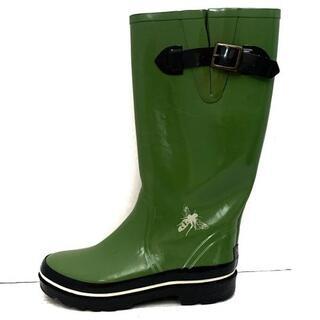 ケイトスペードニューヨーク(kate spade new york)のケイトスペード レインブーツ レディース -(レインブーツ/長靴)