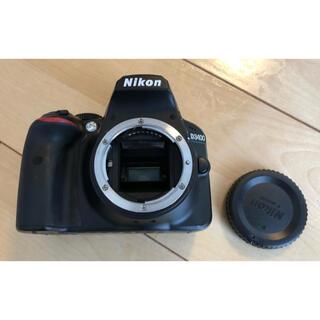 Nikon - Nikon D3400 ブラック ボディ 美品 1600ショット