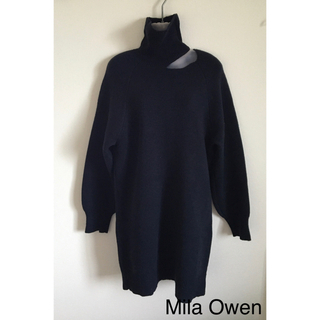 Mila Owen - Mila Owen ニットワンピース