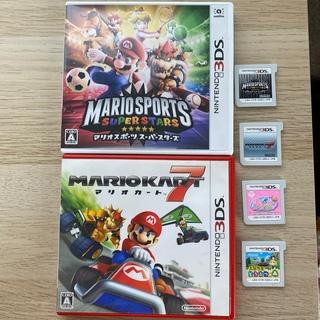 任天堂 - 任天堂 NINTENDO 3DS ソフトセット