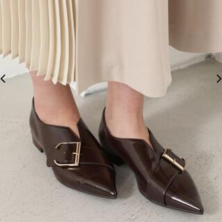 rienda - rienda buckle point loafers