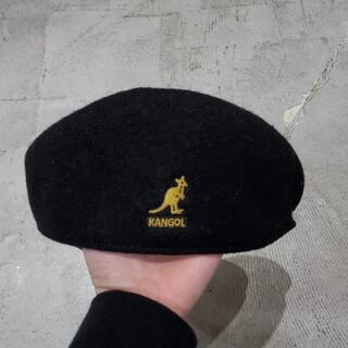 KANGOL - KANGOL カンゴール ウール ハンチング 帽子 M