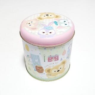 ダッフィー(ダッフィー)のディズニーシー ダッフィー&フレンズ 空き缶(小物入れ)