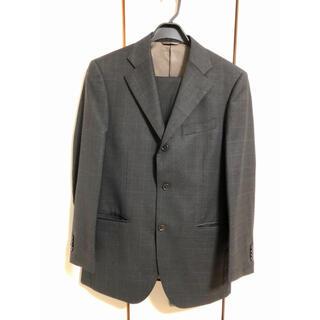 スーツカンパニー(THE SUIT COMPANY)のスーツカンパニー スーツ ブラック スーツカバー付(セットアップ)