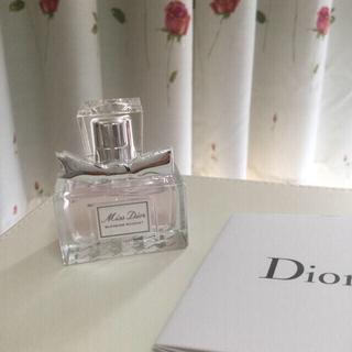 Christian Dior - 新品未使用クリスチャンディオール ミスディオールブルーミングブーケ香水7.5ml